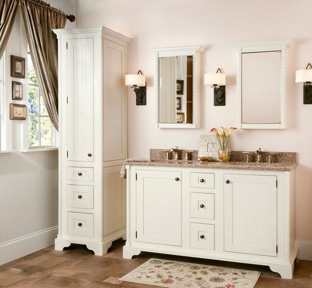 traditional bathroom vanities and sink consoles | jobcogs. | bath