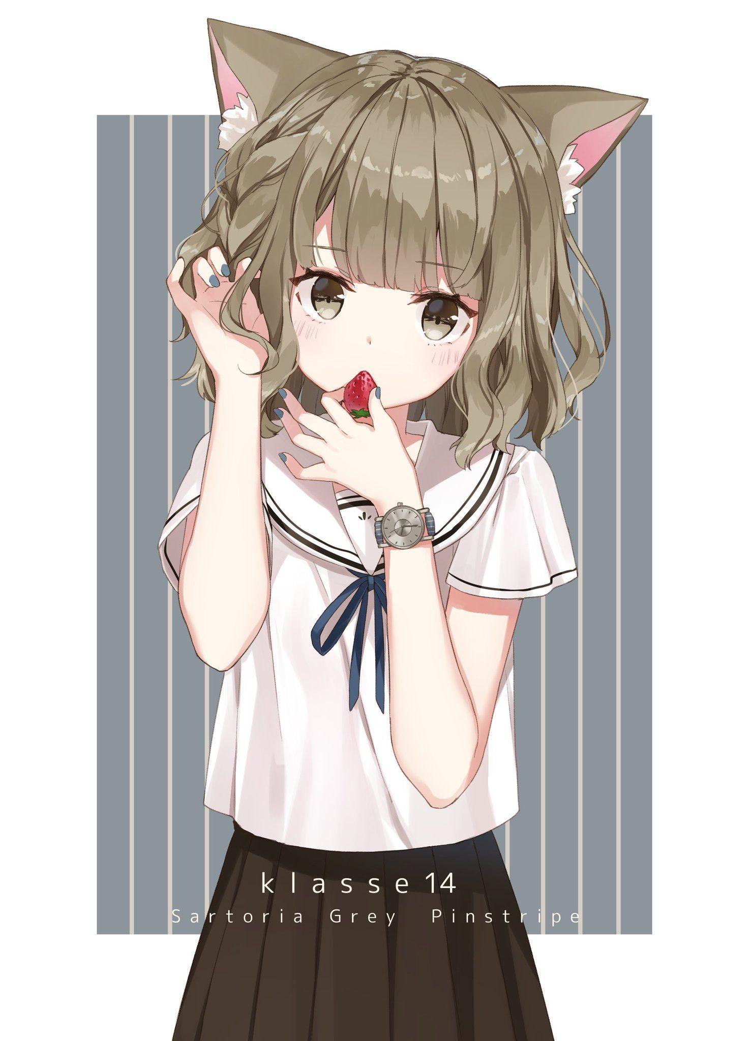 Pin by Mellie Roze on Anime girl Pinterest
