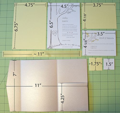 Exclusive Do It Yourself Wedding Invitations With The