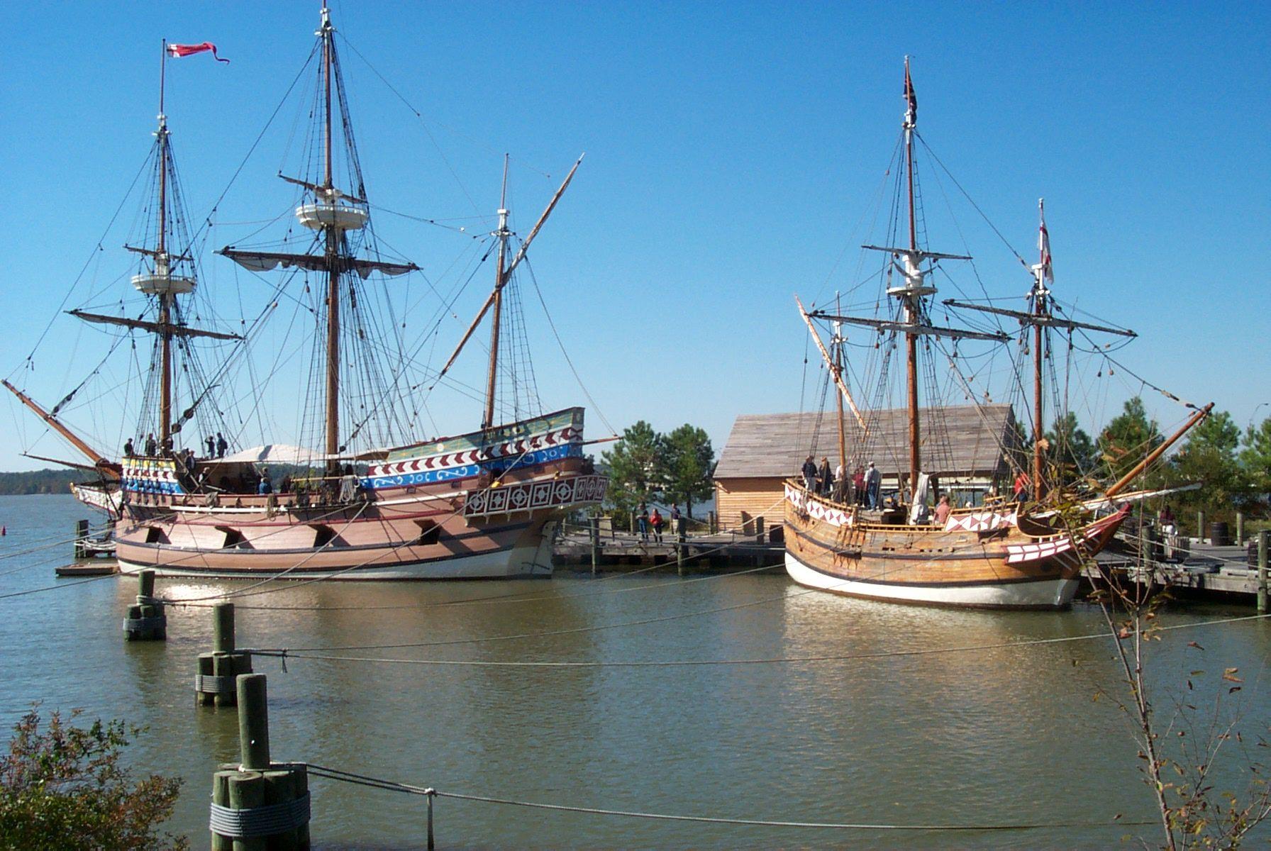 Jamestown Settlement Jamestown Va