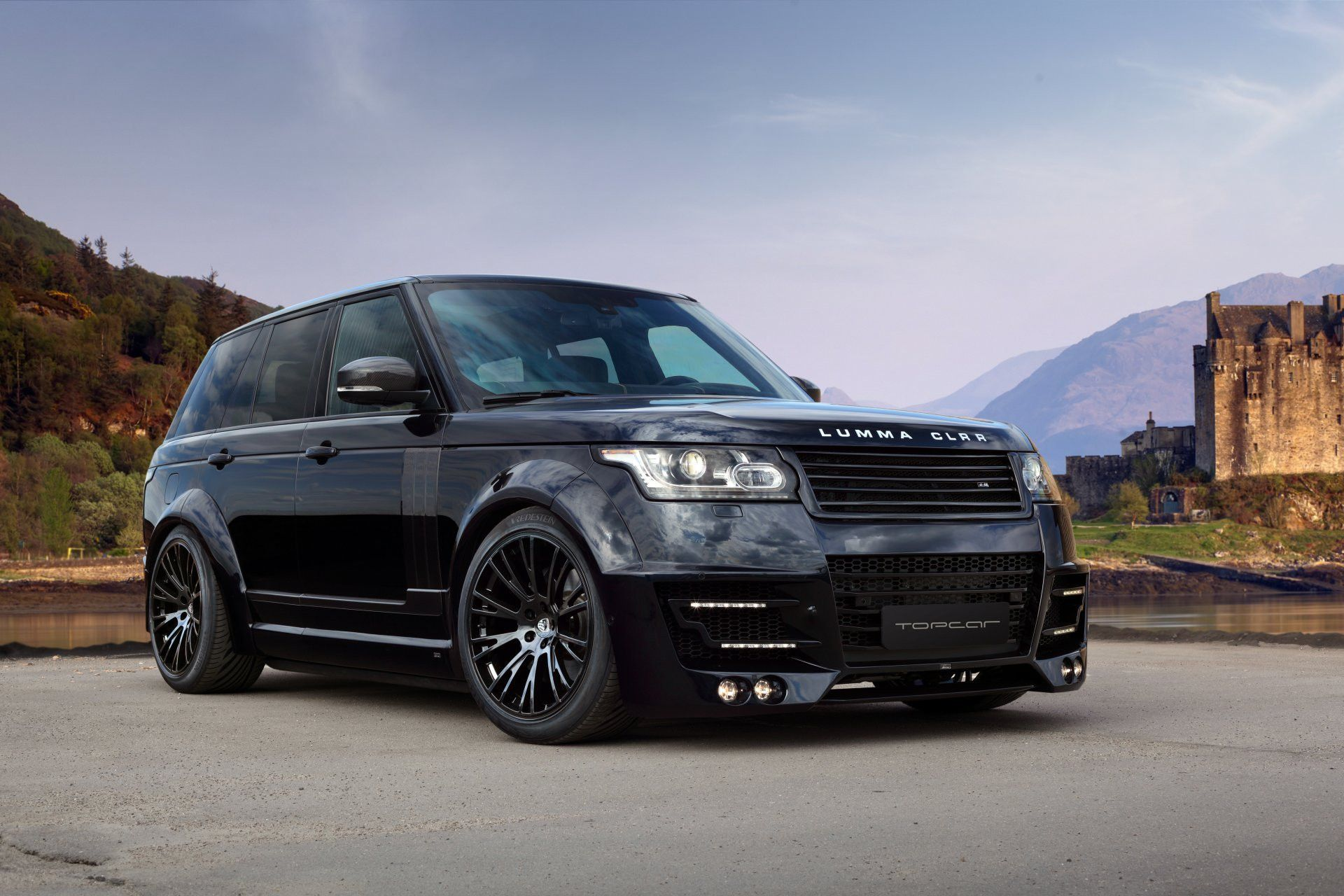 Range Rover Sport Tunning HP Elegant Cars HP