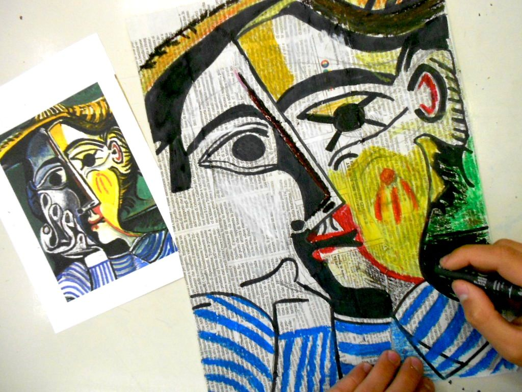 The Style Of Picasso Portraits Is Unmistakable The