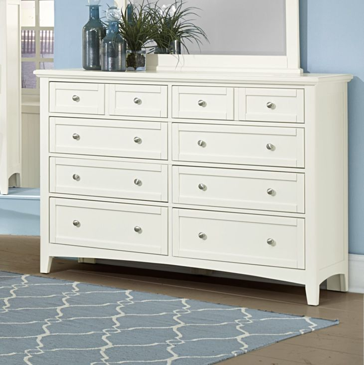 Drawer Dresser with Mirror Bedroom decorating Pinterest