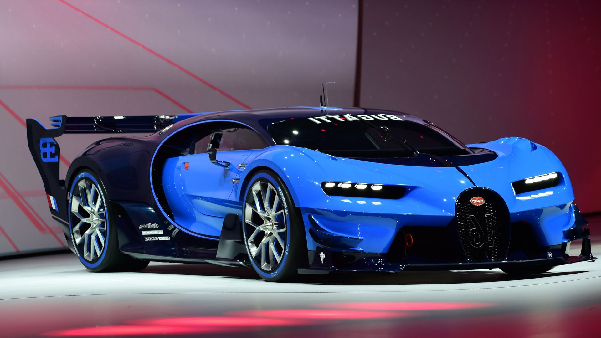New Bugatti Chiron Exterior 2017 Bugatti Chiron Exterior
