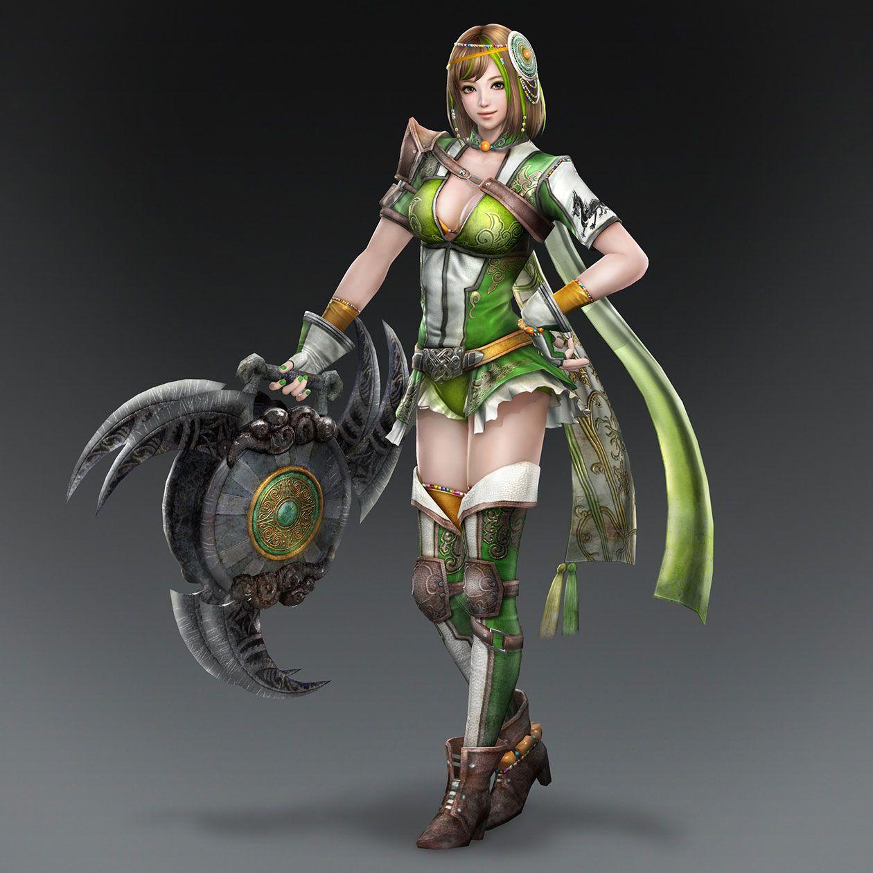 Bao Sanniang Amp Weapon Shu Forces
