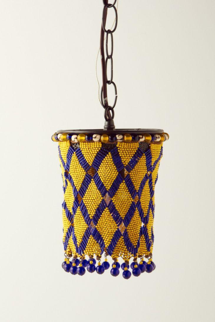 Kirdi Pendant Lamp Small Anthropologie Thereus No Place
