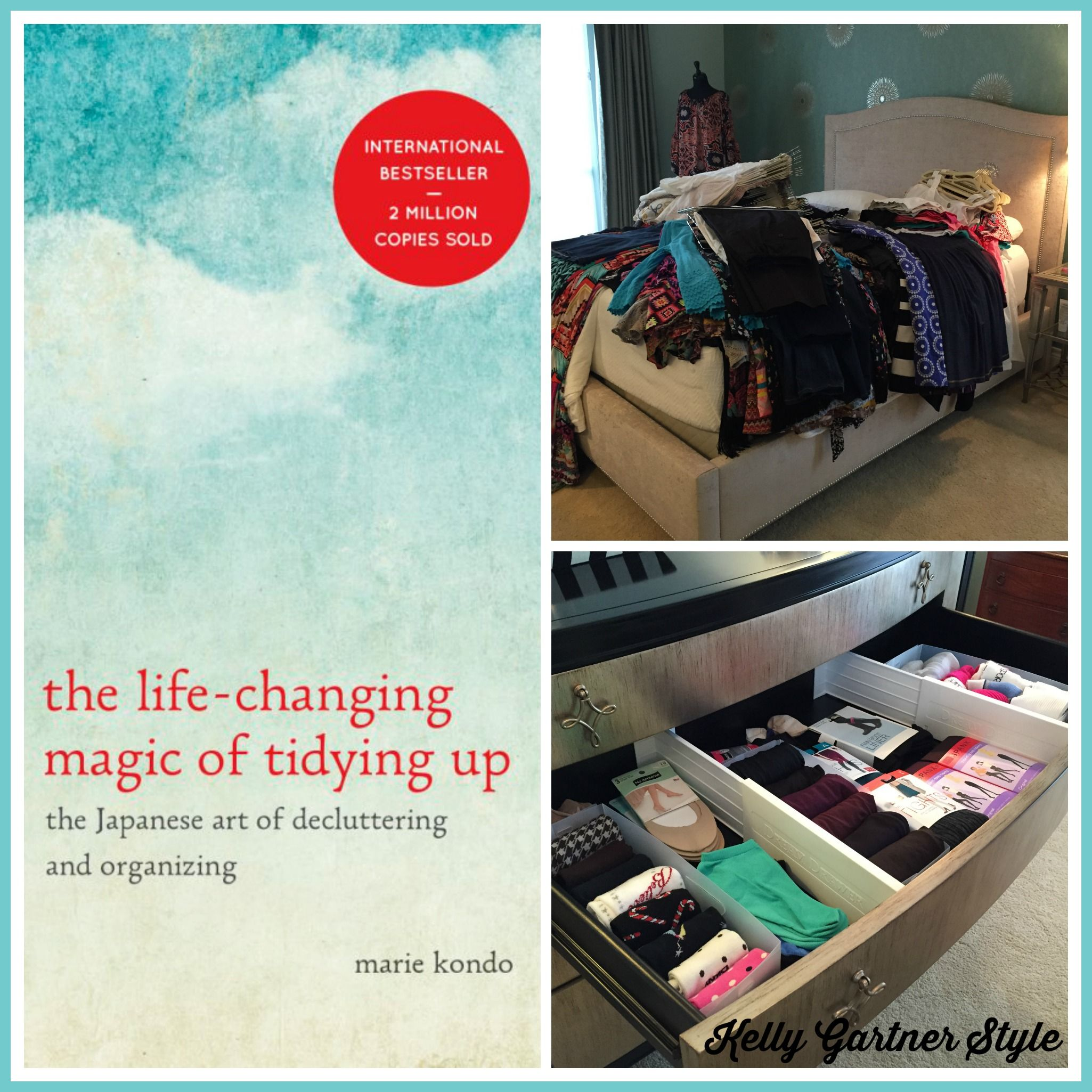 Tidying Up The Konmari Way An Introduction Marie Kondo
