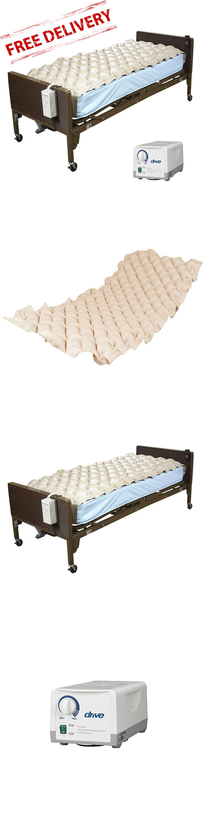 Other Orthopedic Products Medical Bed Med Aire Air Mattress Alternating Pressure Pump Pad Hospital System