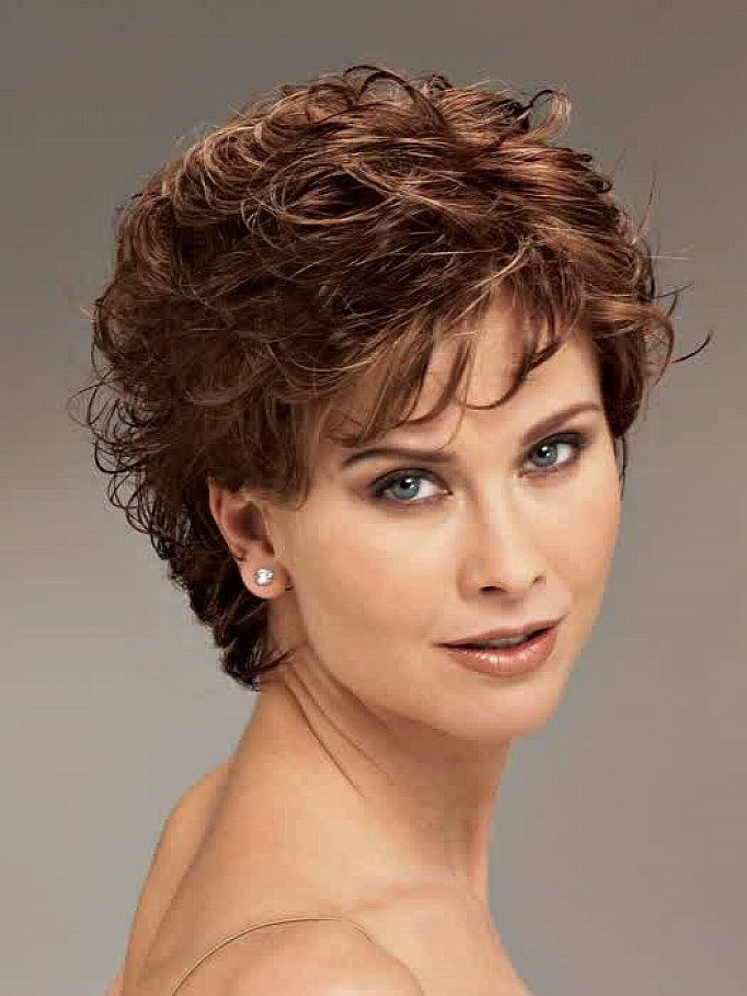 Short Hairstyles For Fine Hair Over 50 Round Face Haircuts