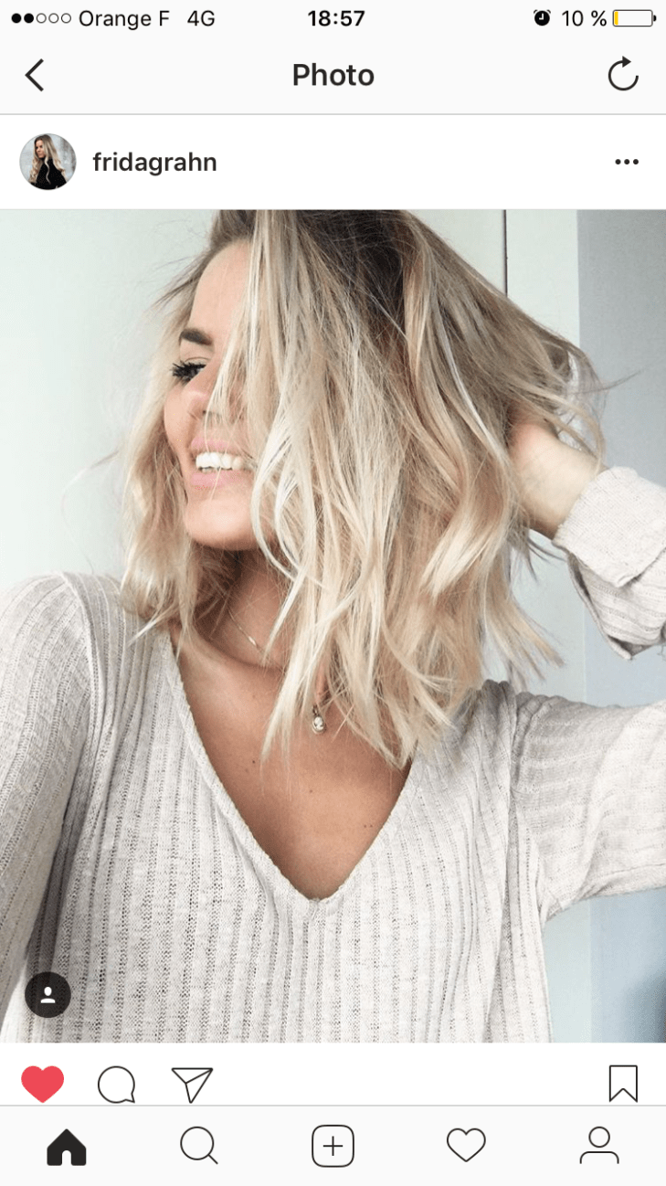 Pin by Allison Schmuki on Hair  Pinterest  Hair style Blondes and
