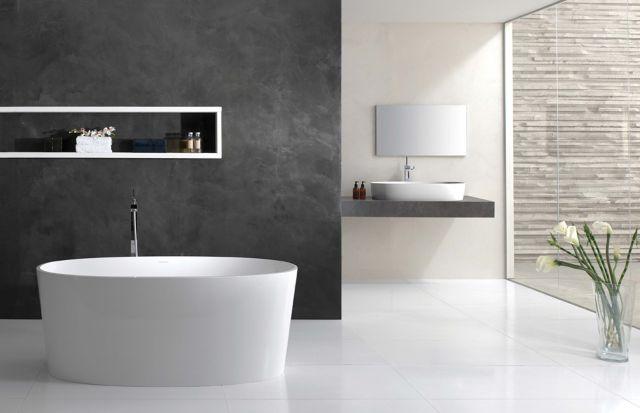 Cool Small Modern Bathtub For Modern Bathroom Amidug