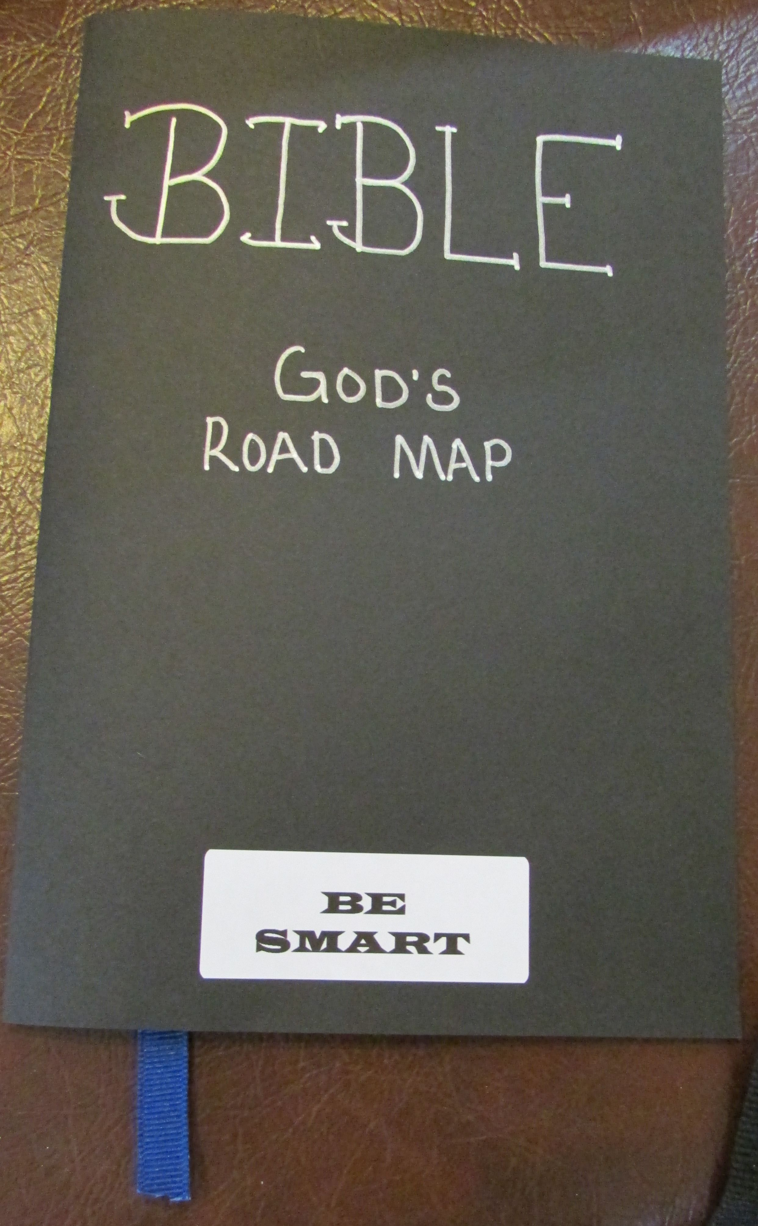 Crafts For Vbs Custom Garage Theme Cover To God S Road Map