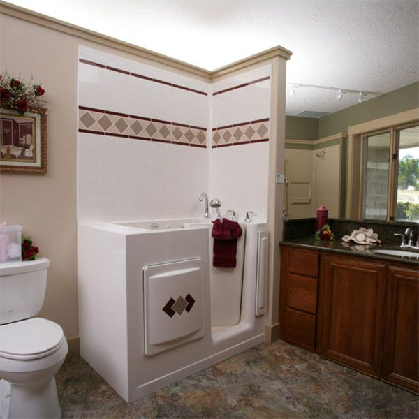 best bath systems walk-in shower and tub image gallery | garden