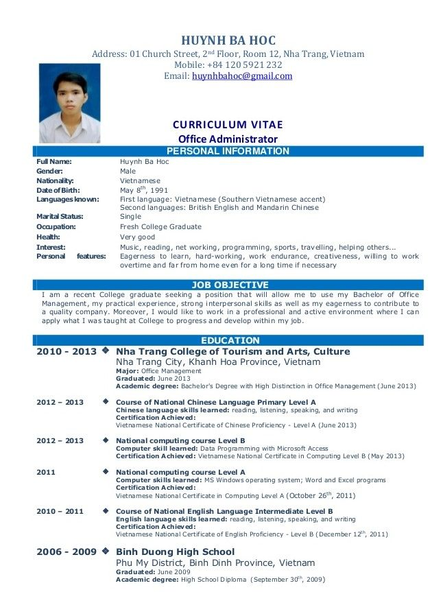 Sample Resume For Job Developer Simple Examples Jobs Doc Format