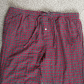 Red flannel pajama pants  J Crew  Cotton Red Plaid Flannel Pajama Pants  Other Flats and