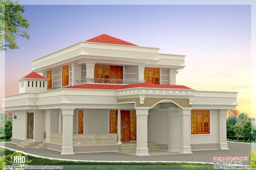 Indian Home Front Elevation Painting Colours