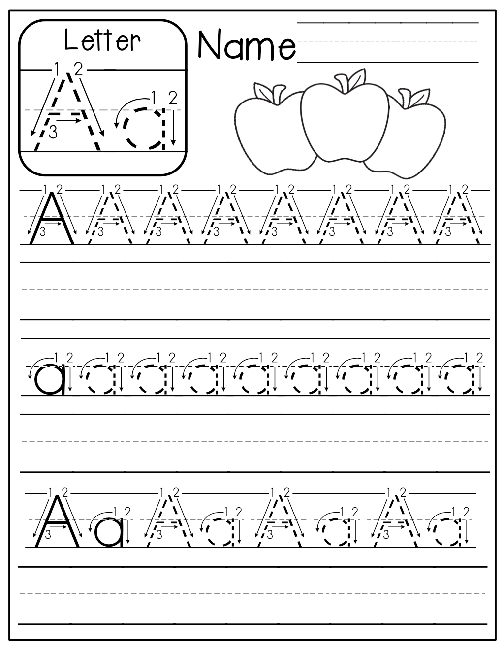 Free Free A Z Handwriting Pages Just Print Them Out