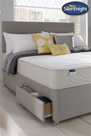 Silentnight Eco Memory Mattress And Divan Set From The Next Uk Online