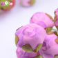 Home decor artificial flowers   Know more  Free Shipping  pcsbouquet Small Roses Decorative
