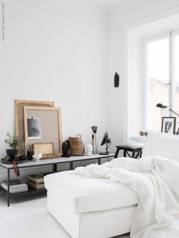 Cozy Scandinavian Bedroom Design Trends Scandinavian bedroom