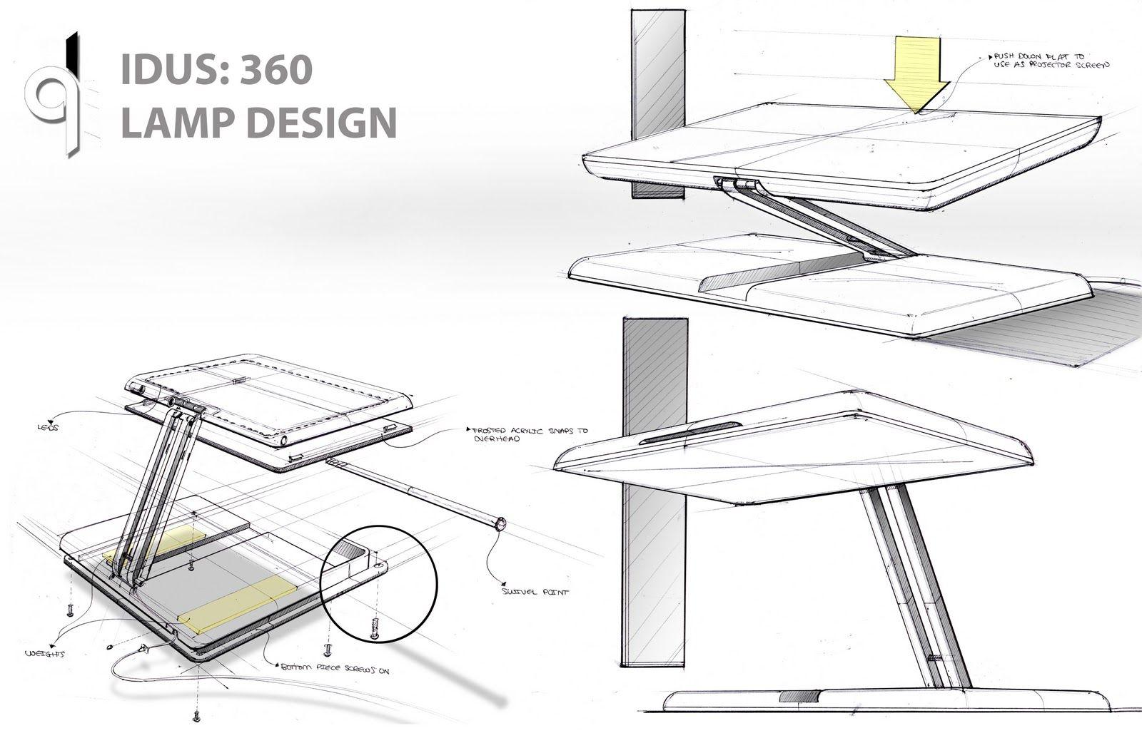 Desk Lamp Compilation