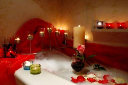 40 romantic bathrooms | romantic bathrooms, romantic and bath