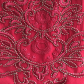 Red beaded dress short red beaded dress for semiformal events