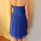 Davidus bridal horizon royal blue party dress blue party dress