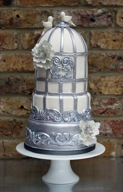 Baroque Cake Cake Decorating Ideas Project On Craftsy