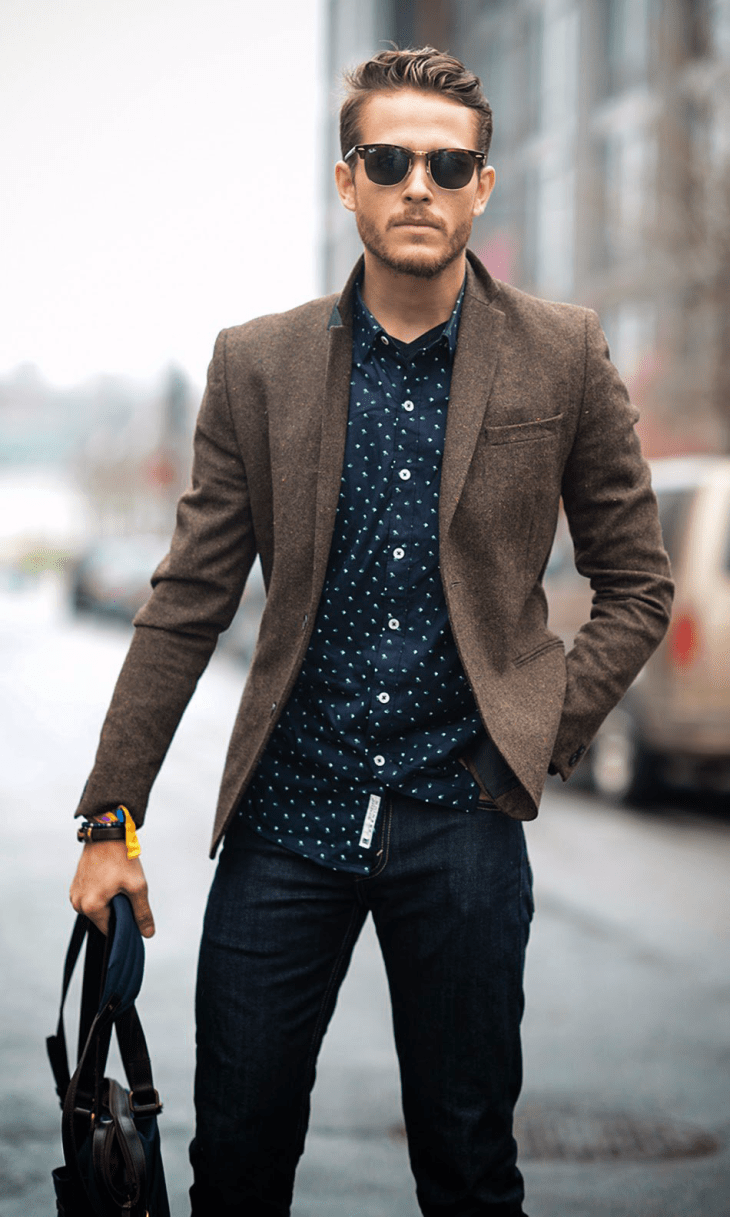 MustHave Items For Men To Look Fresh And Professional Menus