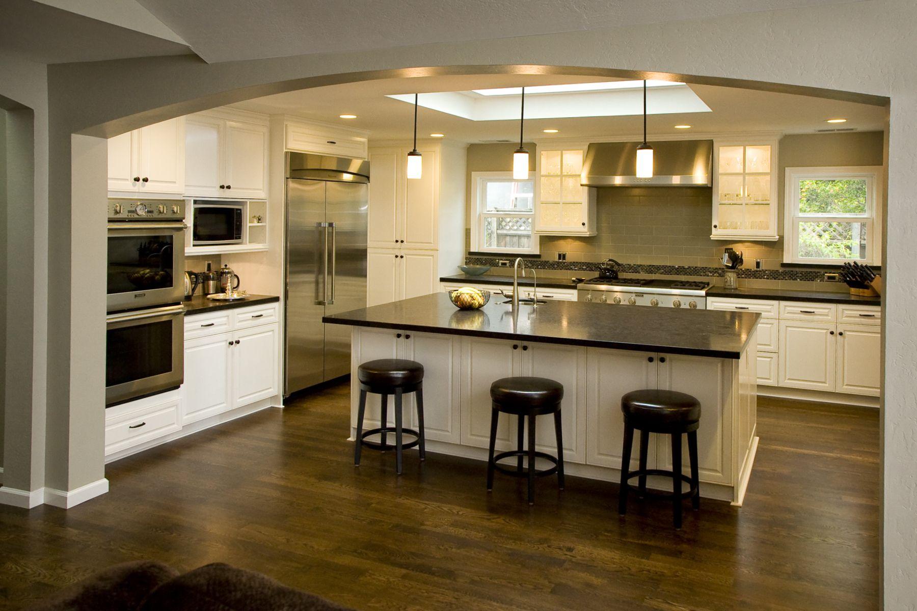 craftsman kitchens craftsman modern kitchen home design and decor reviews kitchens on kitchen cabinets modern contemporary id=80098