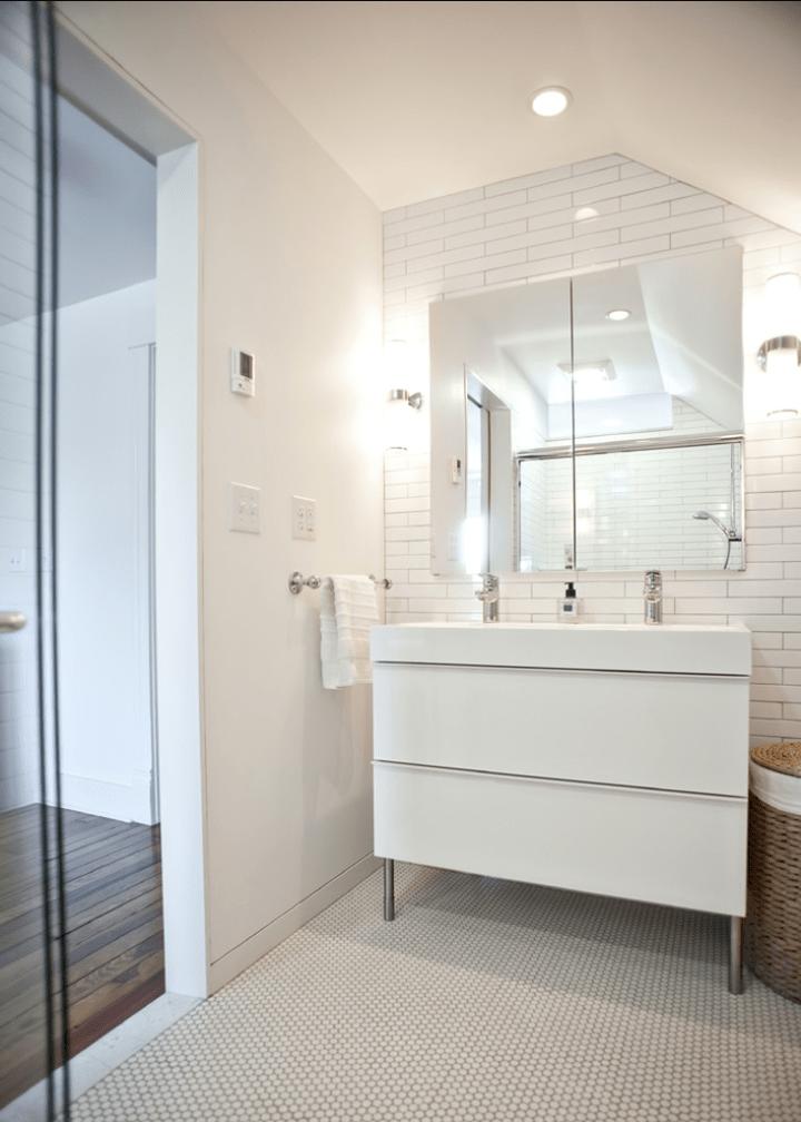 rock paper hammer architects designers modern bathroom on ikea bathroom vanities id=89124