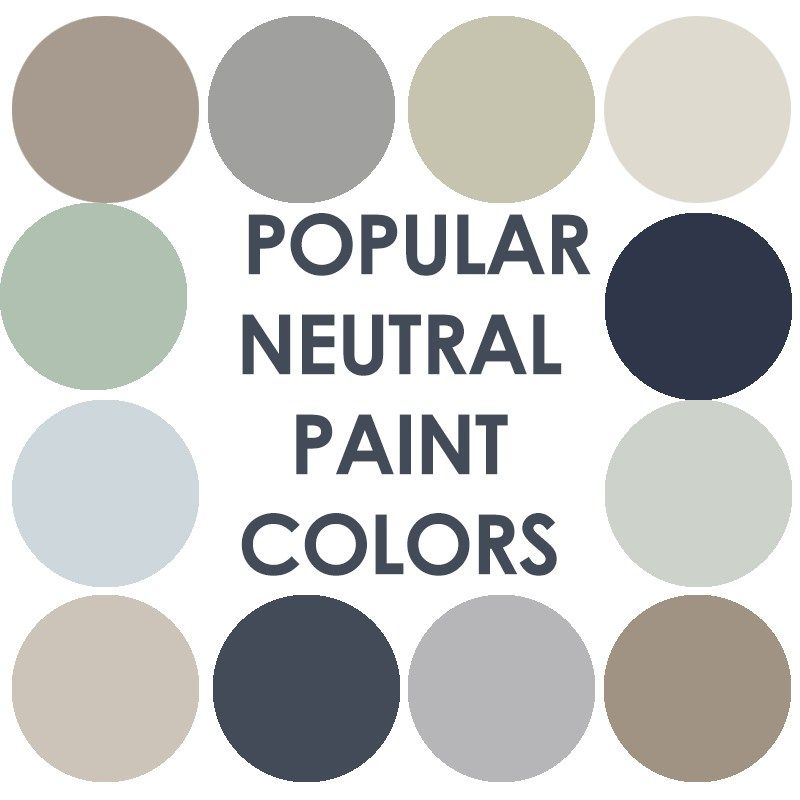 popular neutral paint colors that are far from boring on good paint colors id=75991