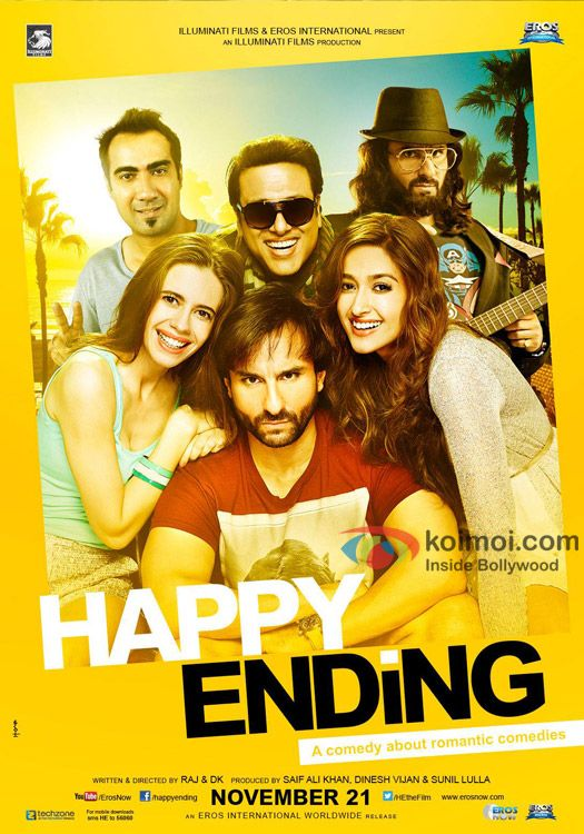 Poster do filme Happy Ending
