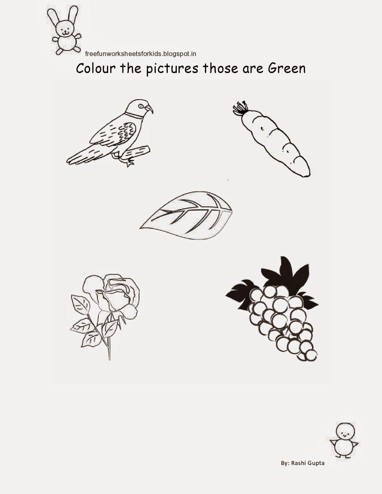 Free Fun Worksheets For Kids Free Printable Fun