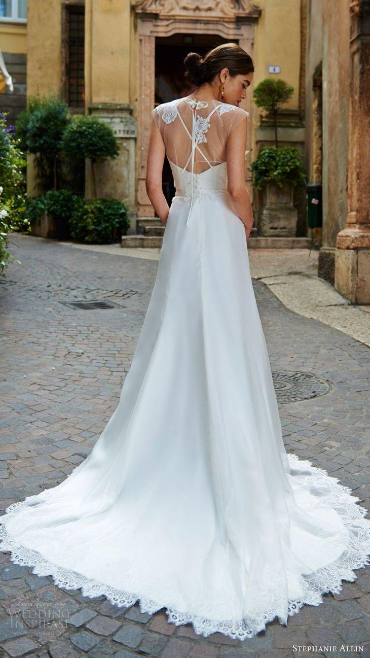 Stephanie Allin  Wedding Dresses Bellissimo Bridal Collection