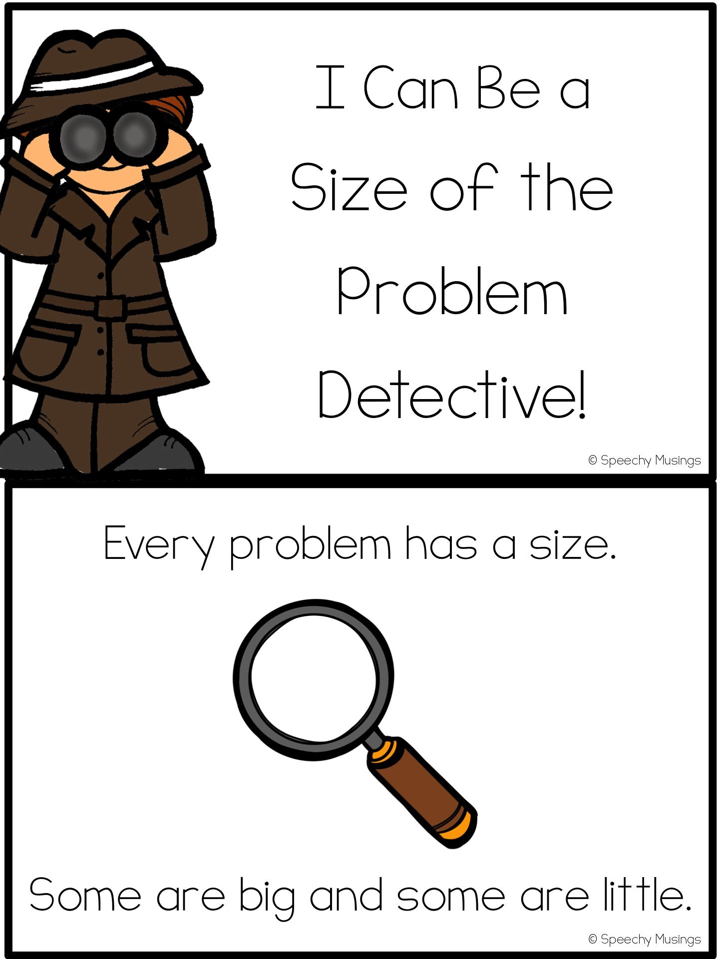 Size Of Problem Activities