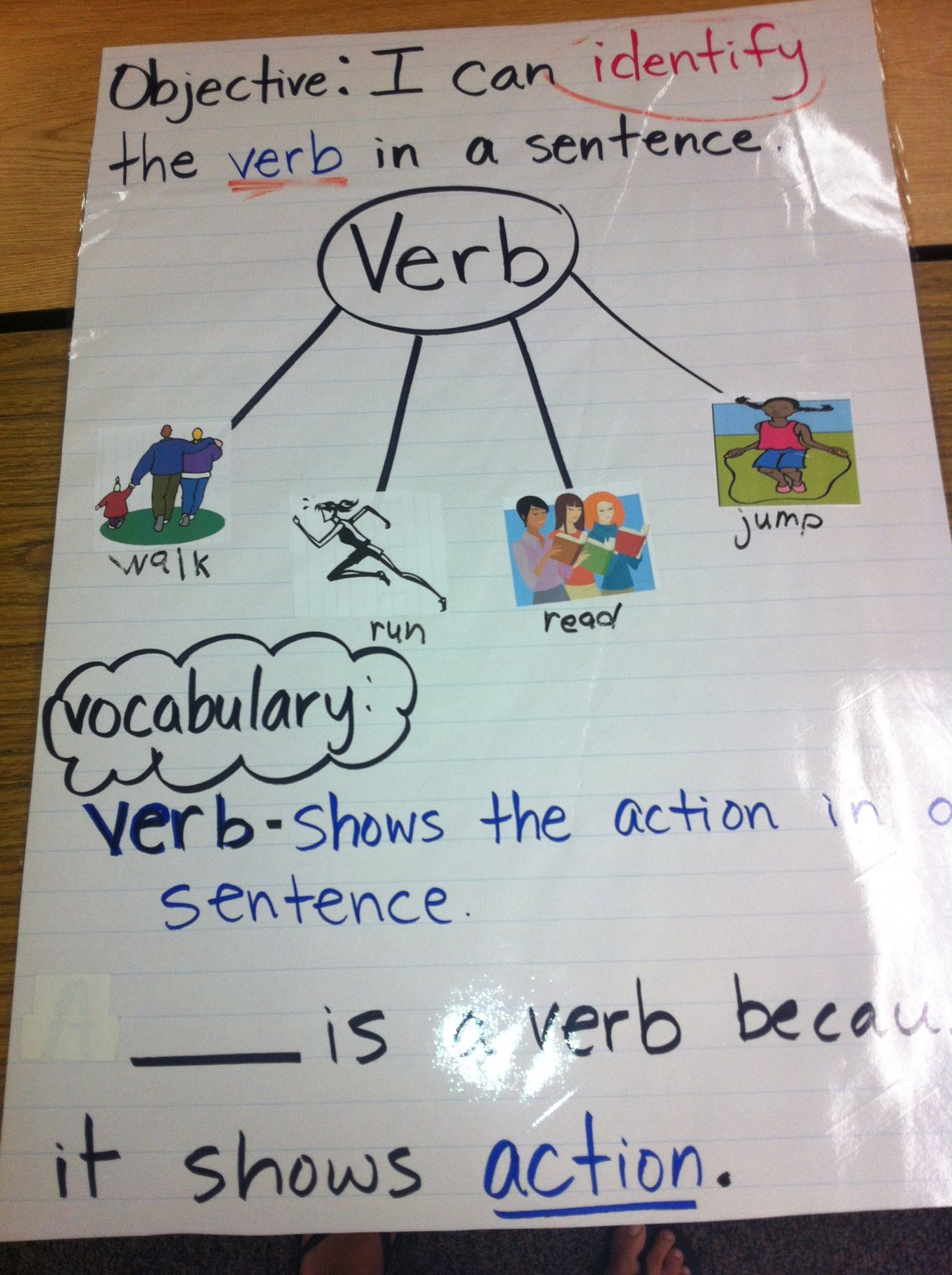82 Info Verb Examples 1st Grade Doc Download