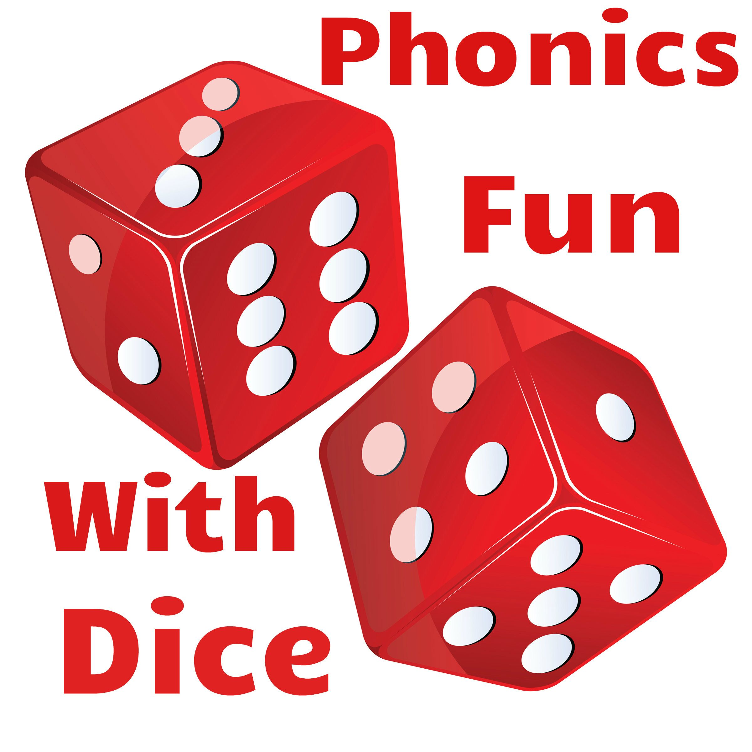 Phonics Fun With Interactive Dice Add Your Own Words To
