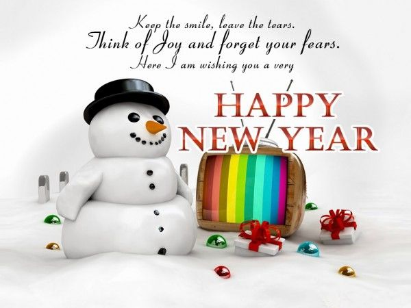 Funny New Year Greetings – Merry Christmas And Happy New Year 2018