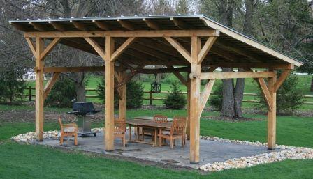 Outdoor Shelter Ideas Timber Frame Pergolas Timber Frame Porches Pavilions Custom Timber