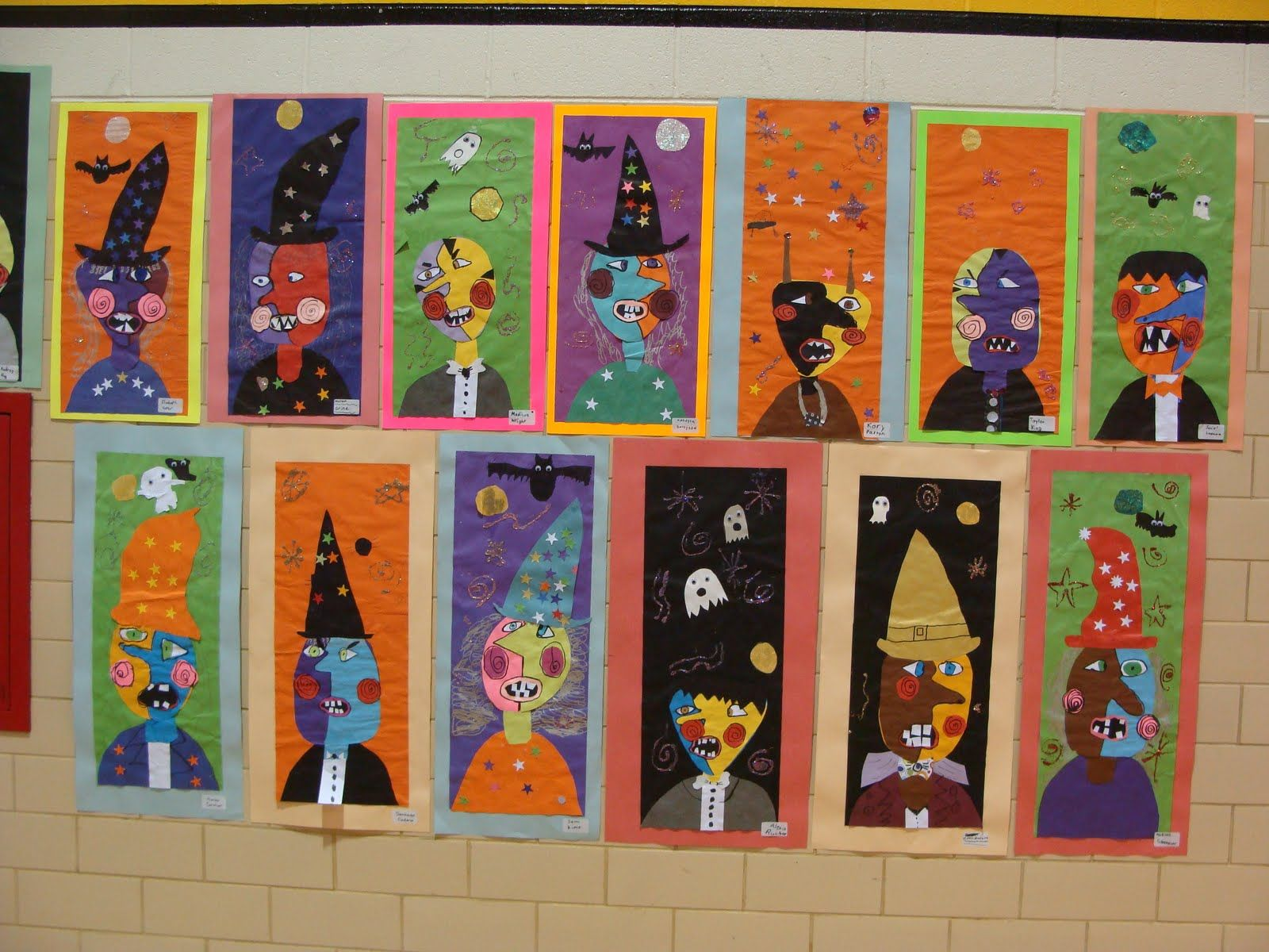 Picasso Lesson Plans For Elementary School