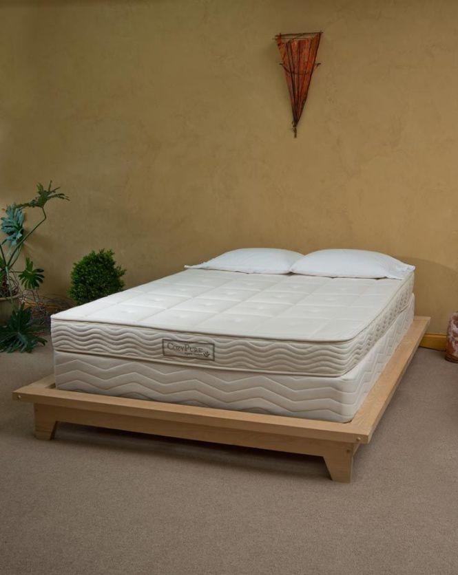 The Organic Mattress Offers Natural Handcrafted Wood Bed Frames And Furniture In Multiple Styles