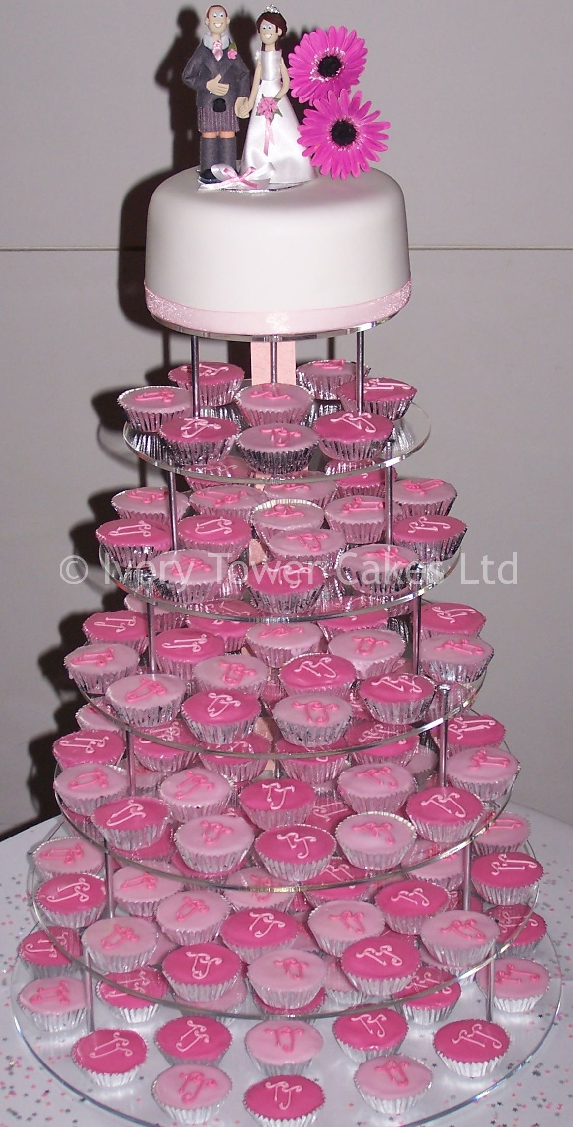 Wedding Cake Ideas Without Fondant