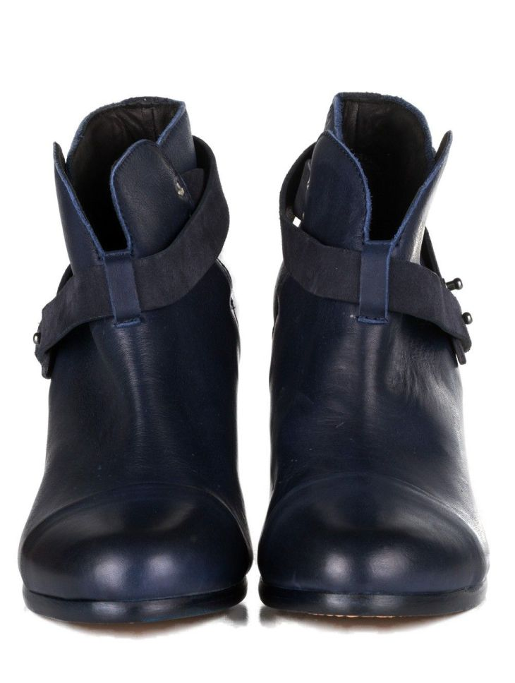 Rag u Bone Navy Harrow Boot  shoe love  Pinterest  Navy Woman