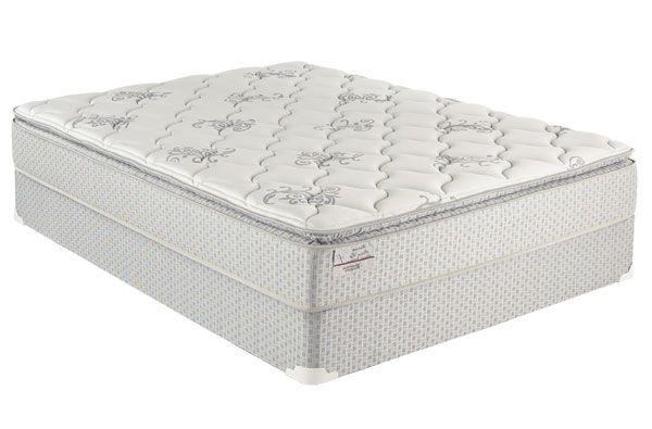 Hampton And Rhodes 11 Amherst Luxury Pillow Top Mattress Firm