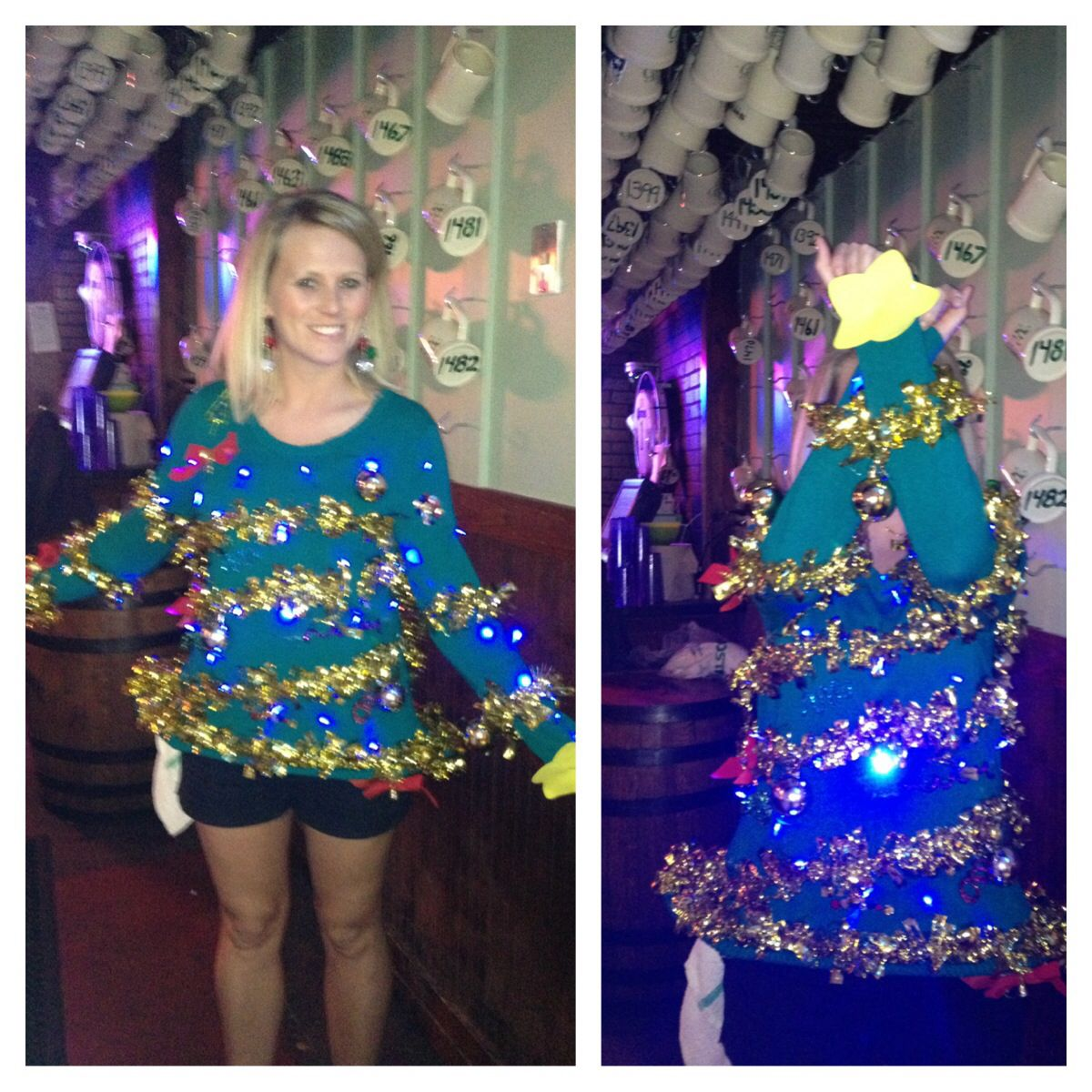 Extra Creative Ugly Christmas Sweater