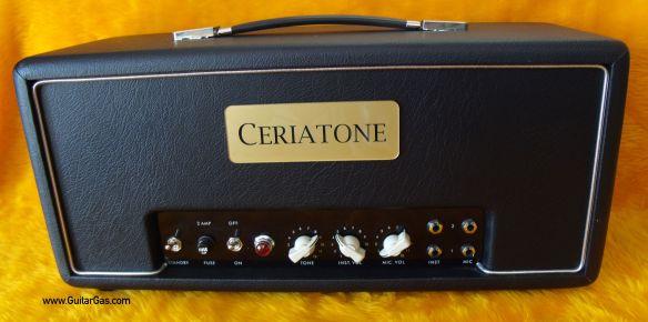 Ceriatone 5E3 Tweed Deluxe