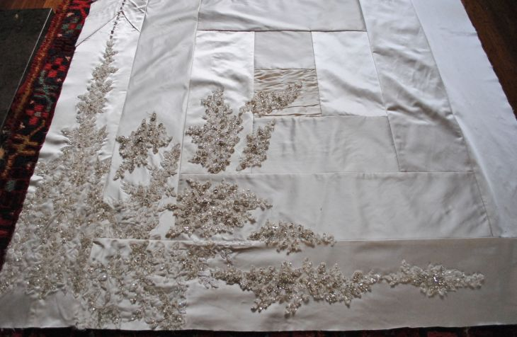 wedding dress quilt Google Search Wedding dress quilt