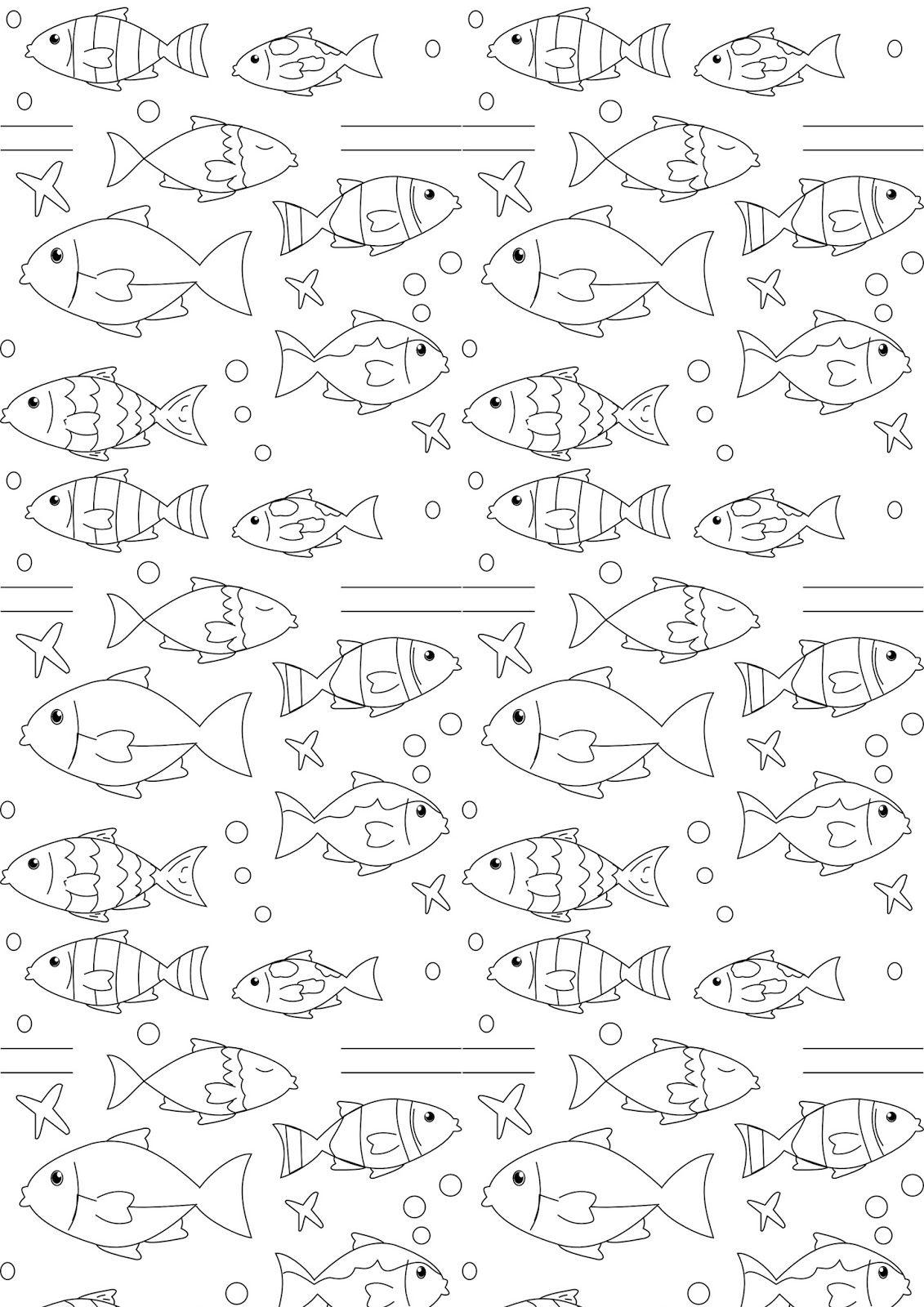 Free Printable Nautical Coloring Page